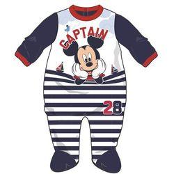 Disney by Arnetta ubranko chłopięce Mickey Mouse 56 ciemny niebieski