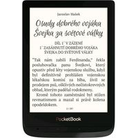 Czytniki e-booków, Pocketbook 627 Touch Lux 4