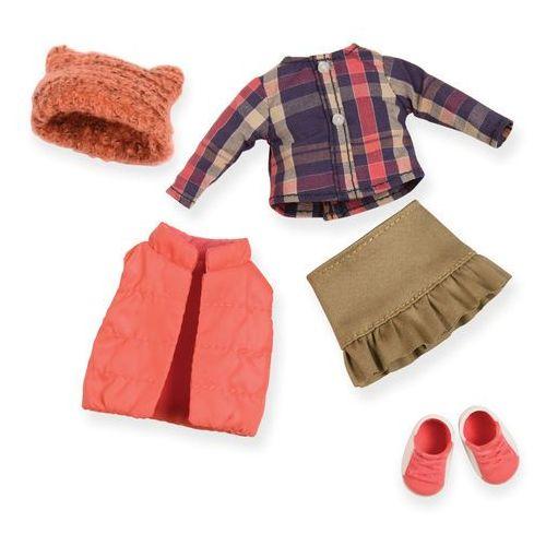 Ubranka dla lalek, Ubranko dla lalki Lori - Close to nature LO30004Z