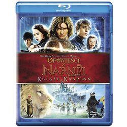 Opowieści z Narnii - Książę Kaspian (Blu-Ray) - Andrew Adamson