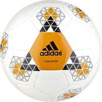 Piłka nożna, Piłka nożna ADIDAS AC5543 R.3 Starlancer (rozmiar 3) + Zamów z DOSTAWĄ W PONIEDZIAŁEK!