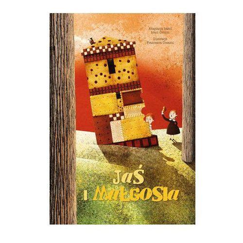 Książki dla dzieci, Jaś i Małgosia w. 2017 - Francesca Cosanti (ilustr.) (opr. twarda)