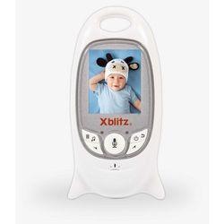 Niania Elektroniczna Xblitz Baby Monitor 2,4 GHz z kamerą