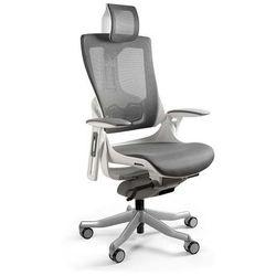 Fotel WAU 2 biały - 6 KOLORÓW (Siatka) - ZŁAP RABAT NIESPODZIANKA