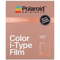 Pozostała fotografia, Polaroid Originals I-TYPE Color Gold Rose wkład do aparatów I-1 oraz One Step2