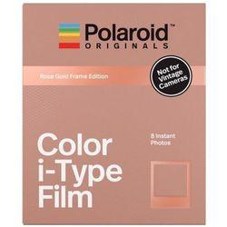 Polaroid Originals I-TYPE Color Gold Rose wkład do aparatów I-1 oraz One Step2