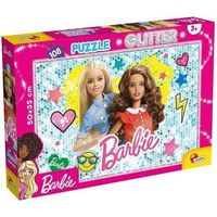 Puzzle, Puzzle 108 Barbie Glitter Best Friend Forever!
