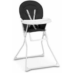 Krzesełko do karmienia ze stolikiem Ricokids FANDO czarne