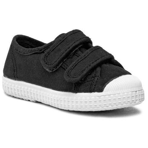 Buty sportowe dla dzieci, Trampki CIENTA - 78997 Negro 01