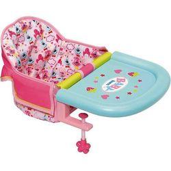 Zabawka ZAPF CREATION Baby Born Krzesełko do karmienia przy stole dla lalek