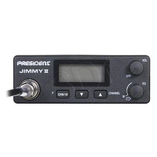 CB radia, President Jimmy II ASC