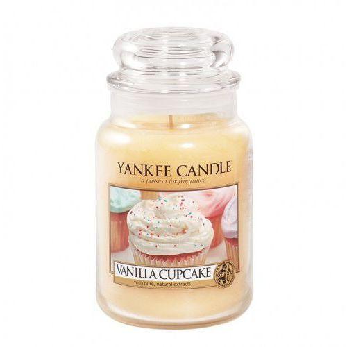 Świeczki, Yankee Candle - Świeca Duża - Vanilla Cupcake