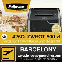 Niszczarki, Fellowes 425Ci