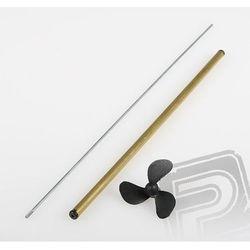 Wał Napędowy Z Osłoną 200 mm + Śruba M2 40 mm