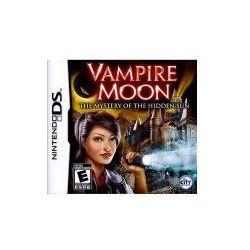 Vampire Moon: The Mystery of the Hidden Sun DS