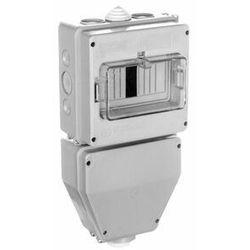 Skrzynka zabezpieczeniowa kablowa SWKI-3 z listwą TH35 9632-100