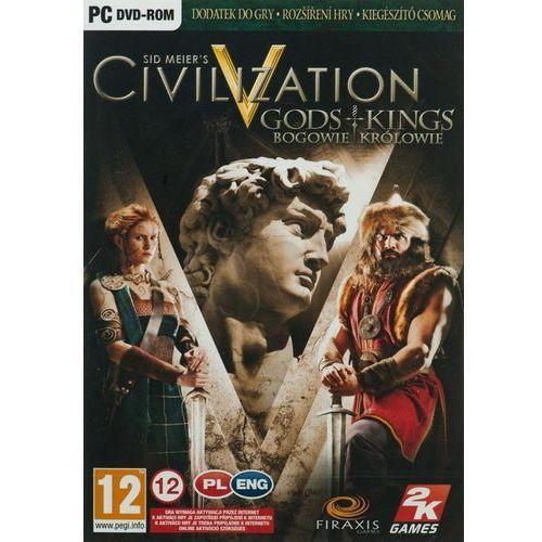 Gry PC, Civilization 5 Bogowie i Królowie (PC)