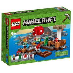LEGO Minecraft, Grzybowa wyspa, 21129 wyprzedaż