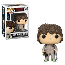 Figurka Funko Pop Vinyl Stranger Things Dustin Ghostbuster
