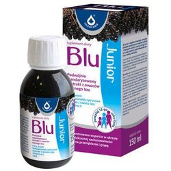 Blu Junior płyn - 150 ml
