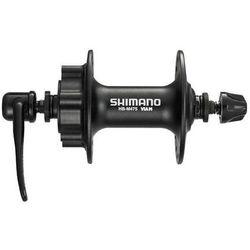 Piasta przednia Shimano HB-M475 6 śrub 32H czarna