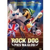 Pozostałe filmy, Rock dog (Płyta DVD)