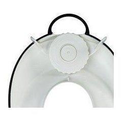BABYBJORN - nakładka na deskę sedesową biały/czarny
