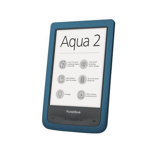 Czytniki e-booków, Pocketbook 641 Aqua 2