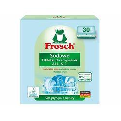FROSCH Sodowe tabletki do zmywarek 30 szt.