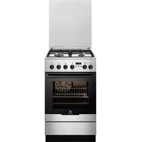 Kuchnie gazowo-elektryczne, Electrolux EKK54554O