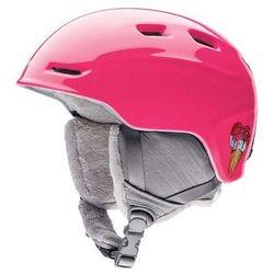 kask SMITH - Zoom Junior Pink Sugar Cone (VBC) rozmiar: 48/53