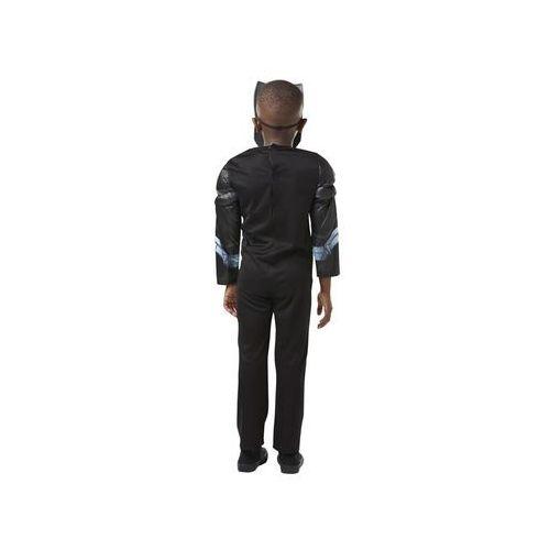 Przebrania dziecięce, Kostium Czarna Pantera Deluxe dla chłopca - S