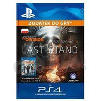 Pozostałe gry i konsole, Tom Clancys The Division - Ostatni Bastion DLC [kod aktywacyjny]