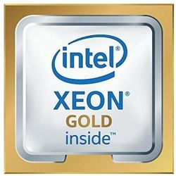 Intel Xeon gold 5122, 4C, 3.6 GHz, 16.5 MB cache, DDR4 up to 2400 MHz, 105W TDP