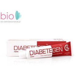 Diabetegen Forte GENOSCOPE - krem wspomagający regenerację skóry – 40 ml