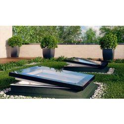 Okno do płaskiego dachu Fakro DMF DU6 Secure 100x150