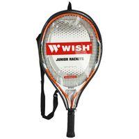 Tenis ziemny, ALUMTEC 2600 POM.-CZAR. L00,584mm, RAKIETA TENIS ZIEMNY WISH
