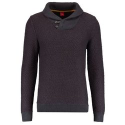s.Oliver RED LABEL Sweter elephant grey