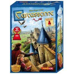 Gra strategiczna MINDOK Carcassonne