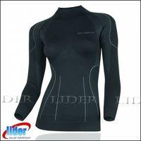 Pozostała odzież sportowa, Bluza damska termoaktywna BRUBECK Thermo nr kat. LS01140