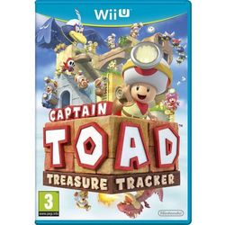 Captain Toad Treasure Tracker (Wii U)
