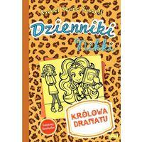 Literatura młodzieżowa, Królowa dramatu. Dzienniki Nikki - Rachel Renee Russell (opr. miękka)
