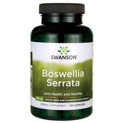 Boswellia Serrata extract 300mg 120 kaps.
