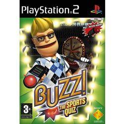 Buzz Sports Quiz Solus - Sony (PS2)
