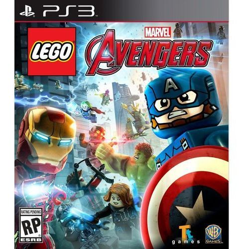 Gry na PlayStation 3, Lego Marvel's Avengers (PS3)