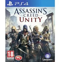 Gry PS4, Assassin's Creed Unity (PS4)