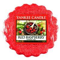 Świeczki, Wosk zapachowy - Red Raspberry - 22g - marki Yankee Candle