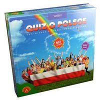 Gry dla dzieci, Quiz ALEXANDER Wielki quiz o Polsce + Gwarancja dostawy przed Świętami!