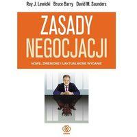 Biblioteka biznesu, Zasady negocjacji (opr. twarda)
