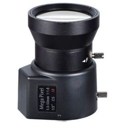 BCS-05502MIR Megapixelowy obiektyw 5-50 mm z przysłoną automatyczną do 2 MPX